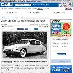 Citroën DS, 1955 : Le génie français à son zénith - La fantastique histoire de l'automobile - Histoire éco - Enquêtes