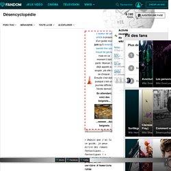 Comment écrire un roman fantastique - Désencyclopédie - Wikia