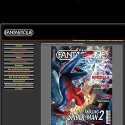 L'Écran Fantastique :: LE magazine du cinéma fantastique et de science-fiction