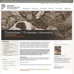 Fantastique ! L'estampe visionnaire, de Goya à Redon