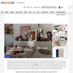 1001 + options fantastiques pour une décoration au-dessus d'un lit