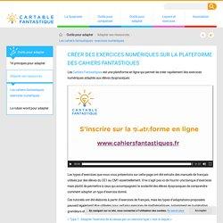 Les Cahiers Fantastiques: Exercices Numériques