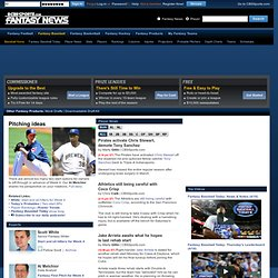 Fantasy Sports News