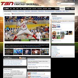 Fantasy Baseball - Free Fantasy Baseball Leagues, Rankings and m