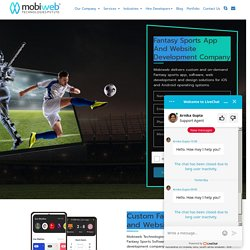 Fantasy Sports Software Development