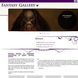 Fantasy Art Gallery