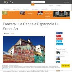 Fanzara : la capitale espagnole du street art