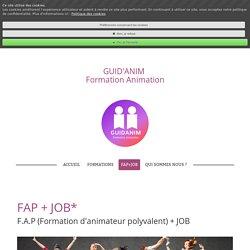 FAP + JOB* - Guidanim