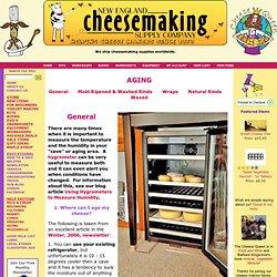 FAQ-Aging Cheese