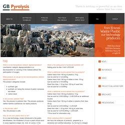 GB Pyrolysis