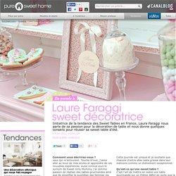 Laure Faraggi, sweet décoratrice - Tendances
