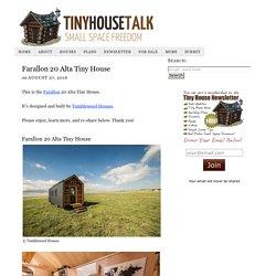Farallon 20 Alta Tiny House