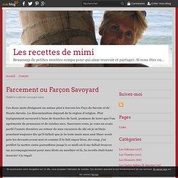 Farcement ou Farçon Savoyard - Les recettes de mimi