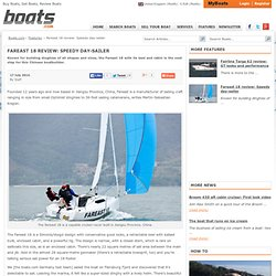 Fareast 18 review: Speedy day-sailer - boats.com UK