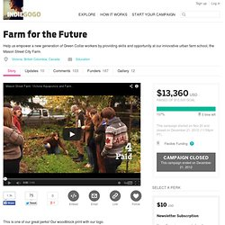 Farm for the Future