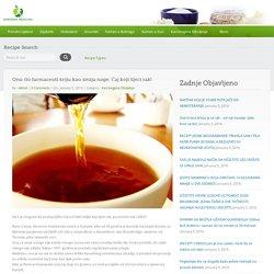 Ono što farmaceuti kriju kao zmija noge: Čaj koji liječi rak!