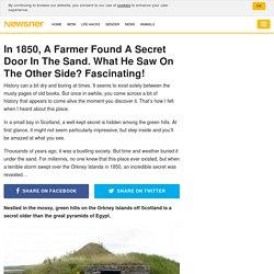 Skara Brae Scotland 3k B.C. 2 clicks please