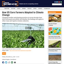 #9 How US Corn Farmers Adapted to Climate Change