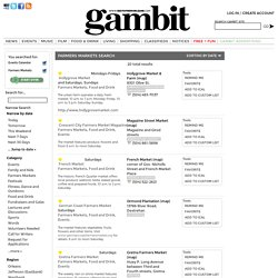 Gambit Weekly - New Orleans News and Entertainment
