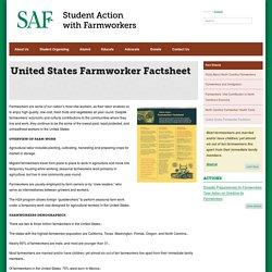 United States Farmworker Factsheet