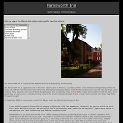 Farnsworth Inn