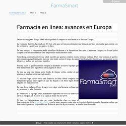 FarrmaSmart - Farmacia en línea