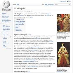 Farthingale