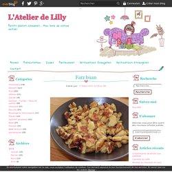 Farz buan - L'Atelier de Lilly