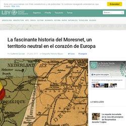 La fascinante historia del Moresnet, un territorio neutral en el corazón de Europa