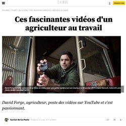 Ces fascinantes vidéos d'un agriculteur au travail