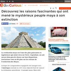 Découvrez les raisons fascinantes qui ont mené le mystérieux peuple maya à son extinction