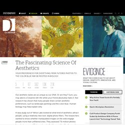 The Fascinating Science Of Aesthetics