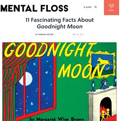 11 Fascinating Facts About 'Goodnight Moon'