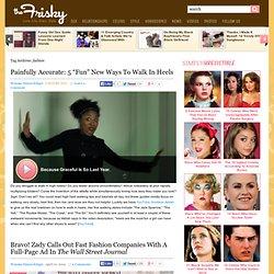 Fashion - The World Of Style & Fashion Designers @ The Frisky