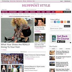Fashion News, Celebrity Style and Fashion Trends - HuffPost Style