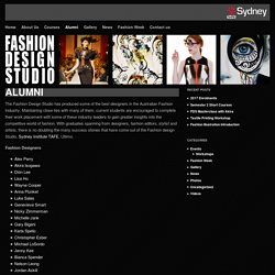 The Fashion Design Studio