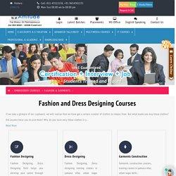 Fashion Dress Designing Courses in Yamuna vihar Uttam nagar Delhi