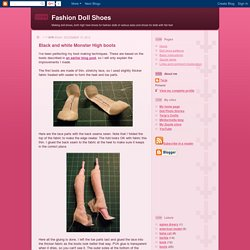 Fashion Doll Shoes: December 2012