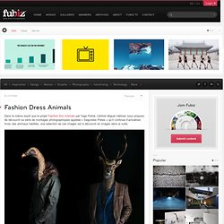 Fashion Dress Animals