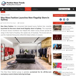 New Flagship Store launched in Sydney