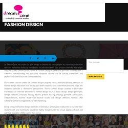 Join Fashion Design Courses in The Best Fashion Design Institute in Dehradun
