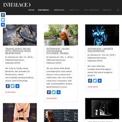 Fashion Tech Interviews