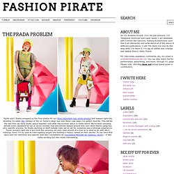 Fashion Pirates