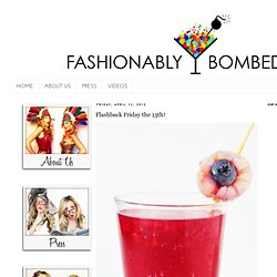 Fashionably Bombed