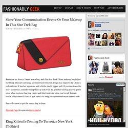 De moda Geek - Prendas y accesorios para el geek bien vestido - Página 3