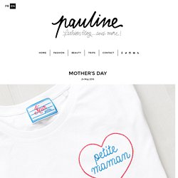 ♥ Le blog mode de Pauline : tendances, photo, gourmandises, bons plans shopping, etc. ♥