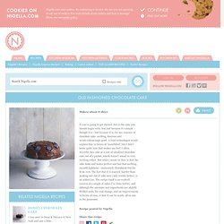 Nigella Lawson: Nigella Lawson's official site for recipes, books and latest news