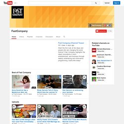 FastCompany's Channel