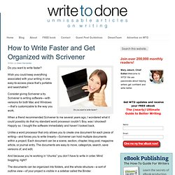 scrivener thesis workflow 5 reasons to write your thesis in scrivener | academic workflows on a mac - two pictures show thesis at different stages writing workflow with scrivener.