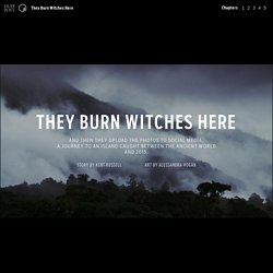 Papua New Guinea: Asia's Fastest Growing Economy Burns Witches Alive.